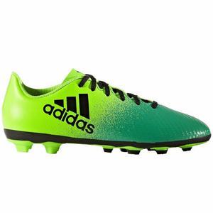 Zapatos De Futbol Soccer X 16 Fxg Juvenil adidas Bb