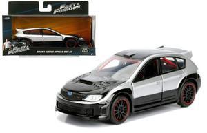 Brian´s Subaru Impreza Wrx Rapido Y Furioso 1:32 Jada