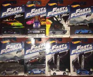 Coleccion Fast & Furious Hot Wheels Rápido Furioso Nuevos