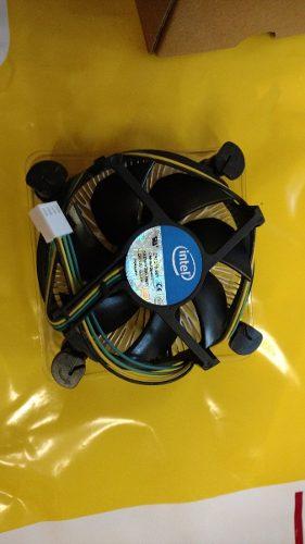 Disipador Ventilador Original Intel Socket