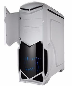 Gabinete Aerocool Battlehawk White Mediatorre Gamer Atx