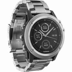 Garmin Reloj Gps Fenix 3 Titanium Multideporte Triatlon