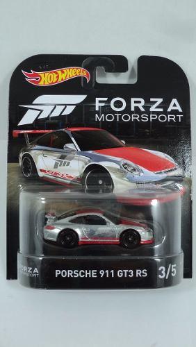 Hot Wheels Retro * Porsche 911 Gt3 Rs* Forza