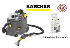 Lava Tapicerias Alfombras Karcher Autos Puzzi 8/1 Detergente
