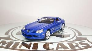Mercedes Slr Mc Laren 1/18 Maisto Autos Escala Metal Premier