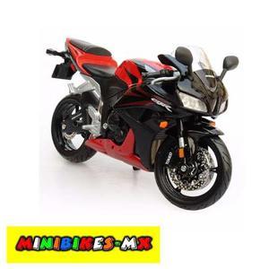 Moto De Colección Nueva Honda Cbr600rr Escala 1:12 Maisto