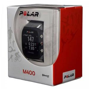 Reloj Gps Polar M400 Negro Sin Sensor Smartwatch Bluetooth