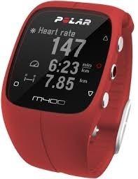Reloj Gps Polar M400 Rojo Smartwatch Bluetooth