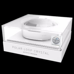 Reloj Polar Loop Crystal Swarovski Brazalete De Actividad