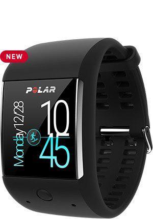 Reloj Polar M600 Runner Gps Monitor Cardiaco En Muñeca Nado