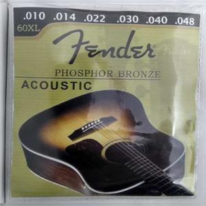 X3 Paquetes De Cuerdas Para Guitarra De Metal De Bronce