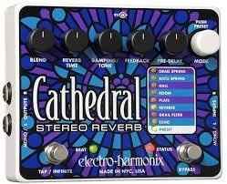 Electro-harmonix Cathedral Oferta Abril