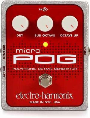 Electro-harmonix Micro Pog Oferta Abril