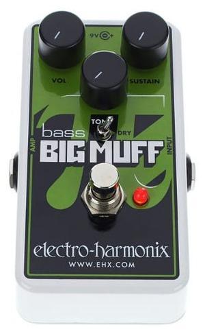 Electro-harmonix Nano Bass Big Muff Pi Oferta Abril