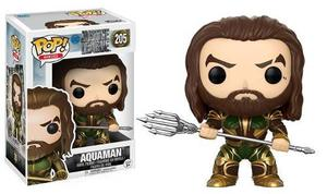Funko Pop Dc Aquaman Justice League 207