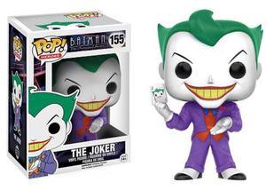 Funko Pop Super Heroes Batman Animated Series The Joker 155