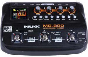 Mg-200 (multi Efectos) Nux - Envio Gratis