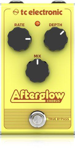 Pedal Tc Electronic Chorus Analogo Afterglow True Bypass
