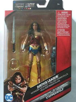 Wonder Woman Justice League Multiverse Steppenwolf Envió