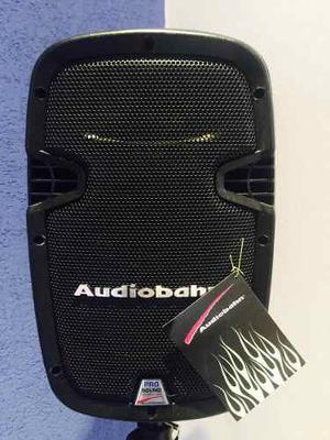 Bocina Recargable Bluetooth Auxiliar Usb Marca Audiobahn