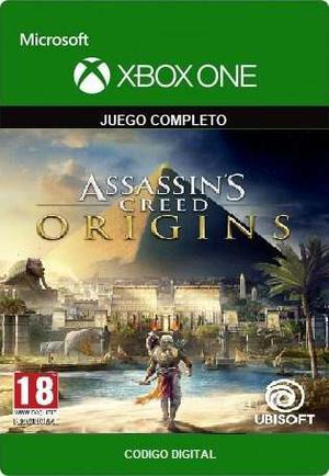 Código Assassin's Creed® Origins Para Xbox One