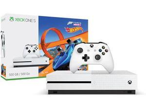Consola Xbox One S 500 Gb Forza Horizon 3 Hot Wheels