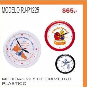 Reloj De Pared Para Publicidad