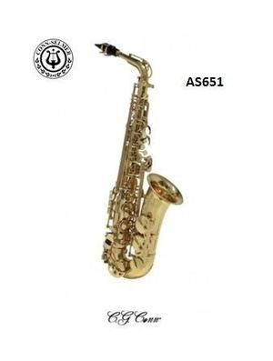 Saxofon Alto Conn As651 Confirmar Existencia
