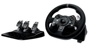 Volante G920 Negro Para Xbox One Y Pc + Envío Gratis