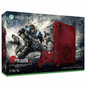 Xbox One S 2 Tb + Gears Of War 4 + Xbox Live 12 Meses