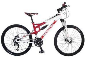 Bicicleta Benotto Ds-900 Aluminio Rv Roja Ch-med