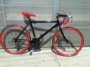 Bicicleta De Carreras/ruta Rodada 700 Nueva 21velocidades
