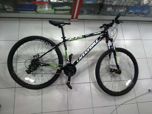 Bicicleta De Montaña Cannondale Trail 8- Rodada 27.5 Nueva