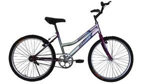 Bicicleta Montaña Infantil Para Niña Rodada 20 Mod