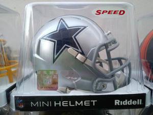 Dallas Cowboys Casco Mini Nfl Speed
