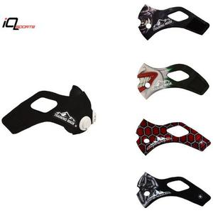 Elevation Training Mask 2.0 Y Sleeve Diseño Extra Gratis