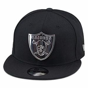 Gorra New Era Original Nfl Snap Ajustable Raiders Oakland