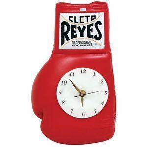 Guante De Piel Con Reloj Cleto Reyes