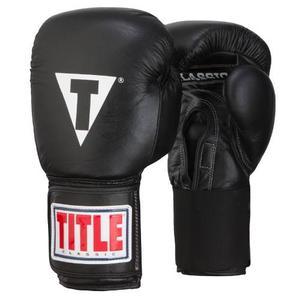 Guantes De Box Title Classic Piel 14 Y 16 Oz Envio Gratis