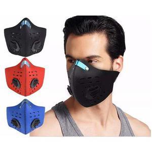 Lote De 3 Mascaras De Neopreno Para Bicicleta Deportes D