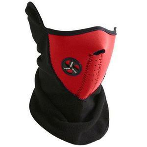 Mascara Antifaz Rojo Pasamontañas Neopreno Deportes D
