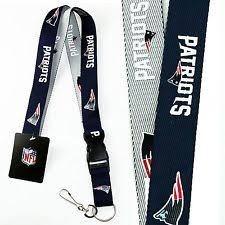 Nfl New England Patriots,portagafete 2 Tonos Envío Gratis