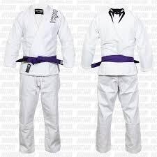 Oferta! Jiu Jitsu Gi/kimono Bjj Venum Contender 2.0 Blanco