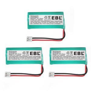 Pack 3 Baterías Uniden Bt Bt Bt, Envío