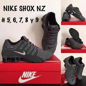 Tenis Nike Shox #5 Mx Envio Gratis