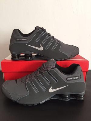 Tenis Nike Shox Nz #5 Mx Envio Gratis