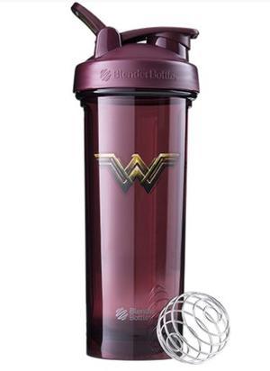 Vaso Mezclador Shaker De Wonder Woman Dc Comics Blender