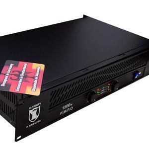 Amplificador De Audio Para Backstage Potencia w Xaris.