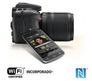 Cuerpo Nikon D Camara Digital Reflex 24.2mp