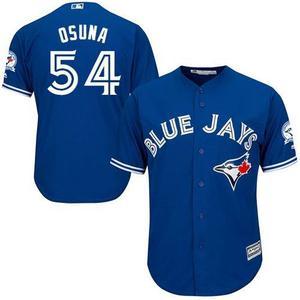 Jersey Béisbol Toronto Blue Jays Roberto Osuna Aniversario